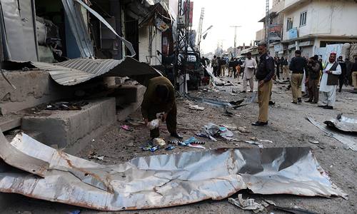Attacks in Quetta