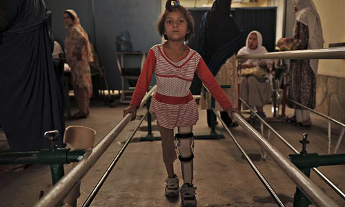 All eyes on Pakistan as world observes polio day today