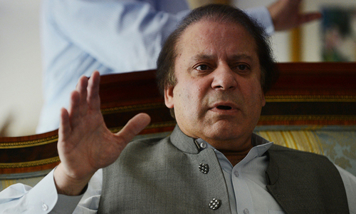 PM Nawaz says immunisation right of every child, vows to eradicate polio