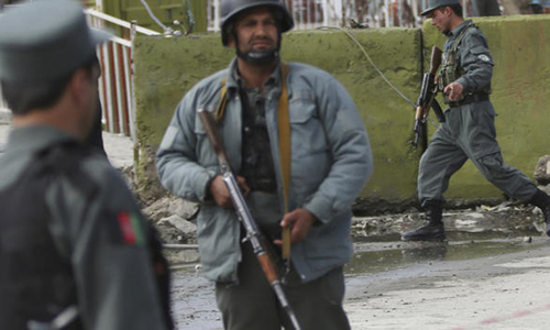 Insurgent attack kills five in Afghanistan's Nangarhar: police