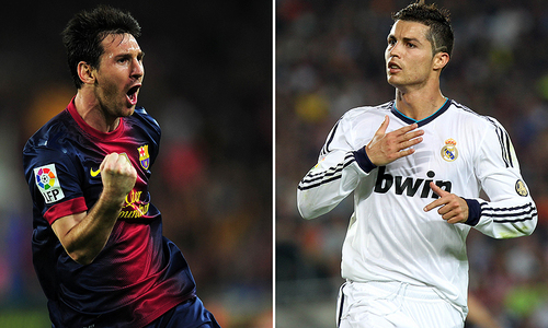 Record-chasing Messi faces unstoppable Ronaldo