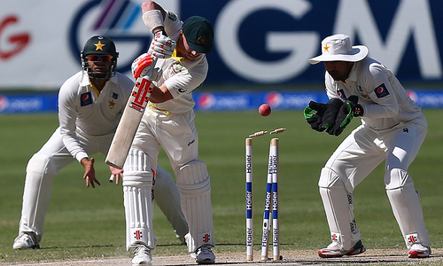 Day 3: Pakistan in command despite Warner's century
