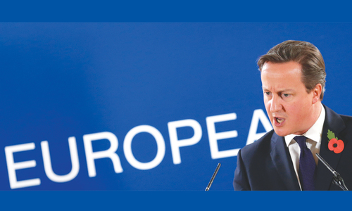 Furious Cameron vows not to pay hefty EU bill