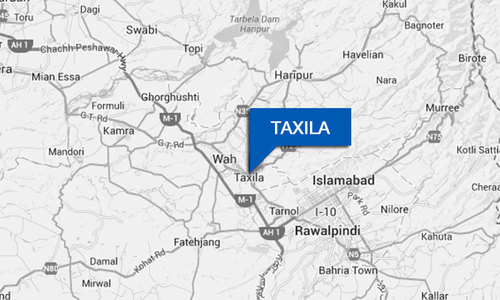 Muharram security plan for Taxila, Fatehjang reviewed