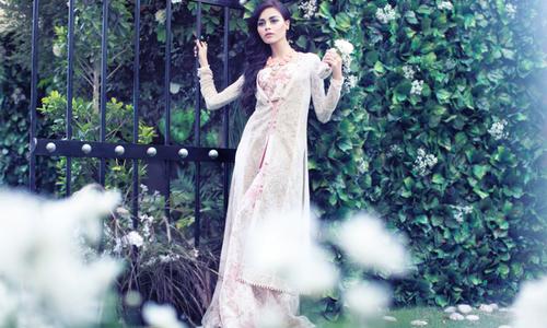 Inside Shehla Chatoor's 'Vintage Garden'