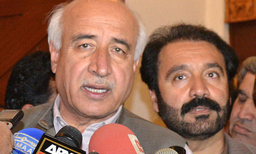 Govt taking all measures to eliminate terrorism, says CM Malik
