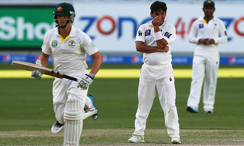 Warne compliment delights Yasir Shah