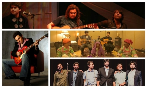 Meekal Hassan Band and Haroon to perform at US music festival