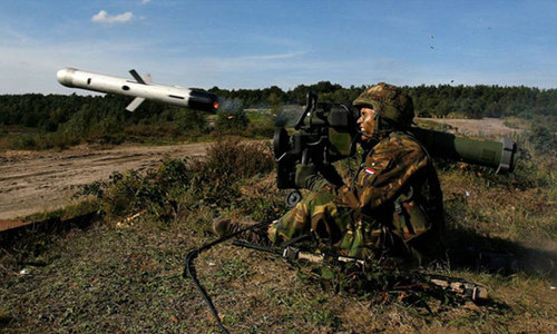India picks Israel's Spike anti-tank missile over US Javelin