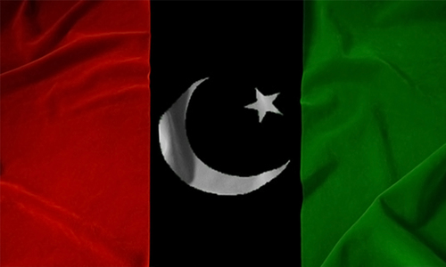 Action taken against PPP activist backed by Pir Mazhar