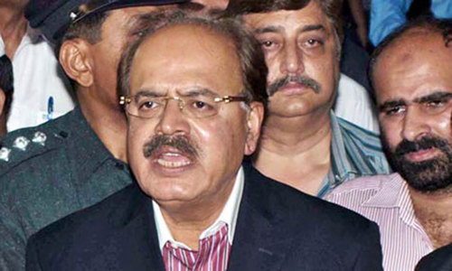 MQM seeking more ministries, funds and favour: Wassan