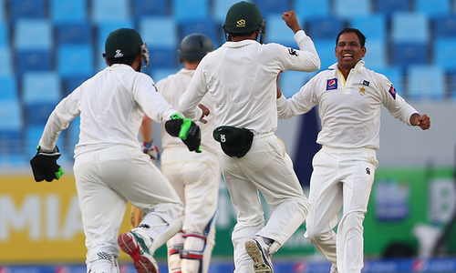 Day 5: Pakistan look for quick wickets to clinch victory