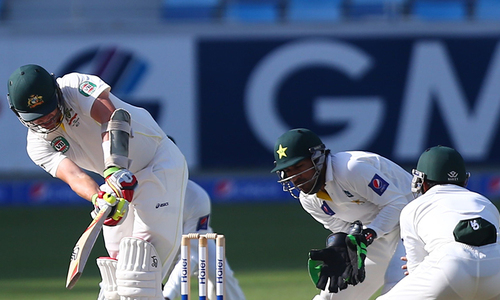 In-pictures: Resilient Pakistan take it away from Australia