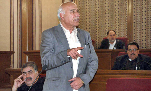 No information about presence of ISIS in Balochistan: Dr Malik