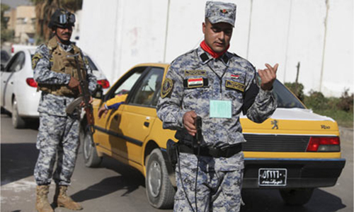 Suicide attack kills 11 people south of Baghdad