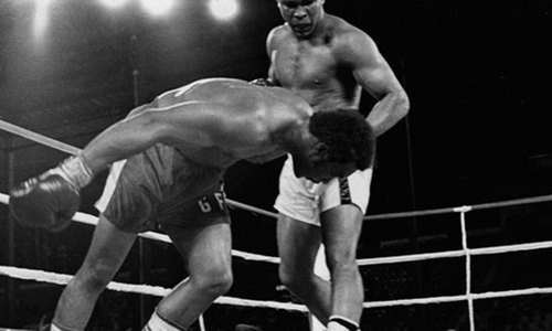 Ali vs Foreman: The greatest fight ever?