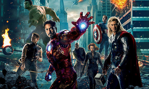 Marvel unveils huge slate of new superhero films