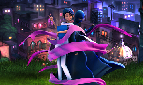 Burka Avenger brings home Asian Media Award for 'Best TV Show'