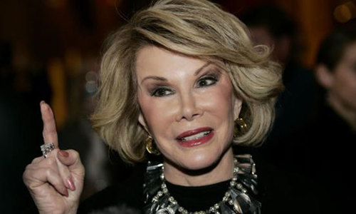 Joan Rivers' daughter hires law firm to investigate comedian's death
