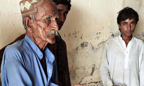 Healing Sindh: A tale of dog bites, struggle and broken USAID chairs