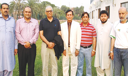 POA to support softball events in Pakistan:  Arif Hasan