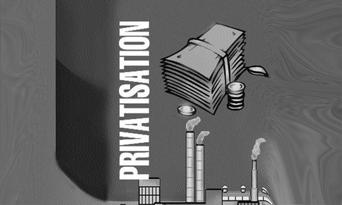 Privatisation restarts