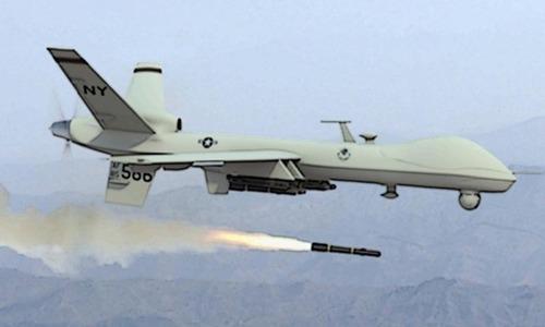Drone strike kills four suspected militants in North Waziristan