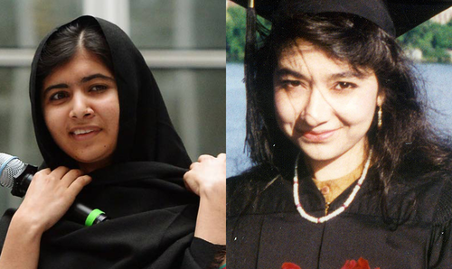 KP Assembly prefers Aafia to Malala