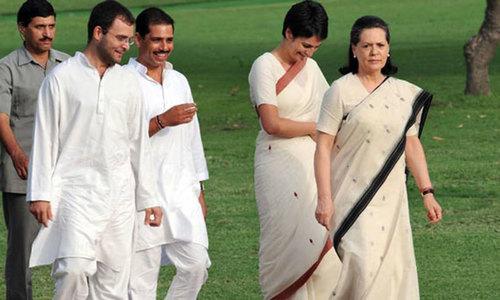 Congress flounders 30 years after Indira Gandhi's killing