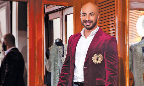'Tonite with HSY' – shaken, but not stirred