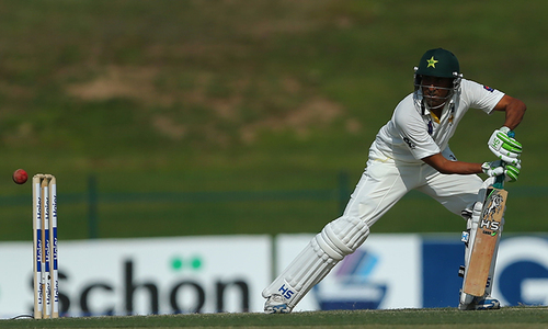 2nd Test: Azhar, Younis take Pakistan to 158/2 at tea