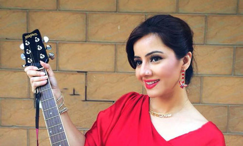 Pop singer Rabi Pirzada fails in sufi attempt