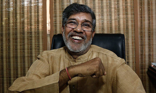 Kailash Satyarthi's Pakistan connection