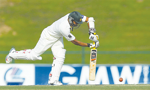 COMMENT: Younis, Azhar make it memorable day