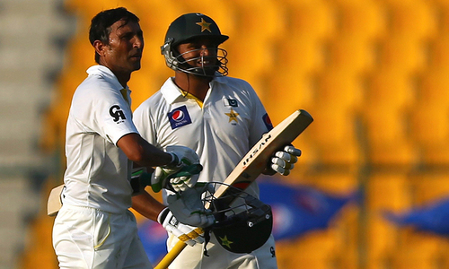 2nd Test, day two: Confident Pakistan resume innings at 304/2