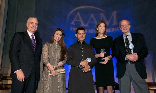 Reema wins US award, asks India to allow Pakistani films in cinemas