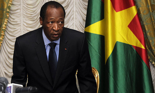 Burkina Faso President Blaise Compaore ousted