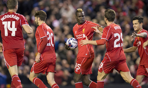 Liverpool ready to hit peak form, says Rodgers