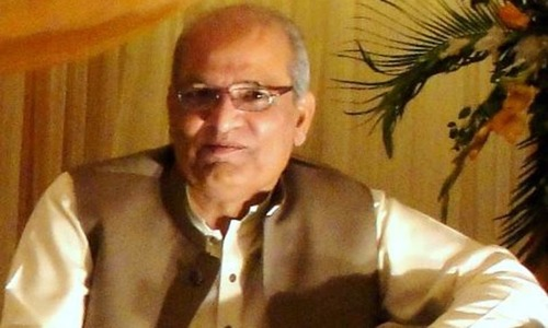 Mushahid rejects reports about split in PML-N