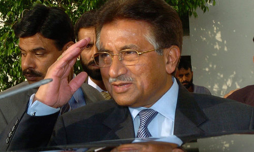 Musharraf treason case: Judgment on plea for joint trial of abettors reserved