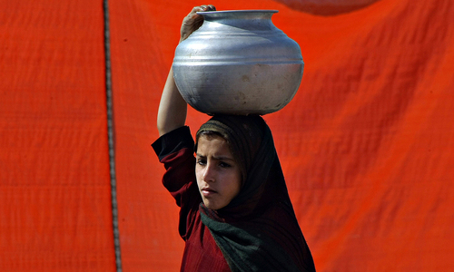 Khyber IDPs: Finding home away from home