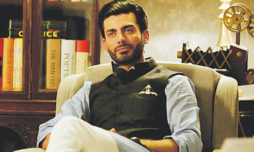 Fawad Khan fifth best actor in India according to new survey