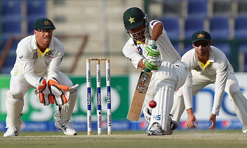 Pakistan pile on the misery for Australia, take 370-run lead