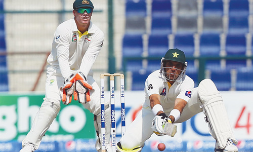 Awesome Misbah makes it a day worth remembering