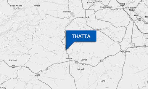 Woman, three children among six drown in Thatta, Hyderabad