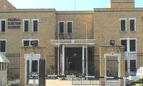 ECP's power to modify constituencies opposed