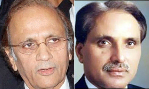 Tassaduq Jillani, Tariq Pervez main contenders for CEC office