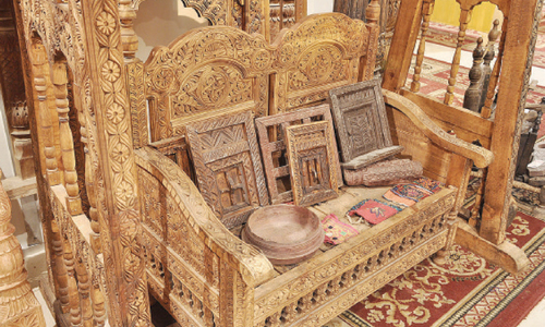 Khyber Pakhtunkhwa's declining furniture industry