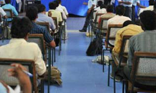 Foreign qualified MBBS doctors appear in NEB test
