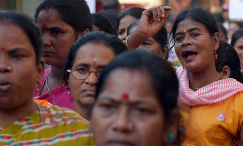 Make prostitution legal, Indian sex workers demand